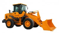 PG35 Wheel Loader with TUV
