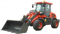 Front Wheel Loader with CE - PG16 Multifunction